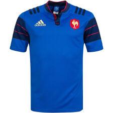 Frankreich adidas Rugby Heim Trikot FFR Jersey S88860 France maillot M-XXL neu