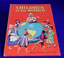 Vintage-Children of the World by E. Joseph Dreany (1957 Hardcover)-Take a L@@K
