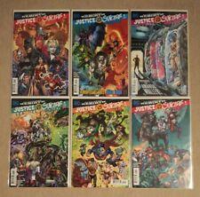 Justice League vs. Suicide Squad #1-6 complete - 2017 - DC Comics