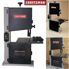 Craftsman Band Saw 2.5 amp 9'' Woodworking Carpentry Shop Wood Benchtop Vertical