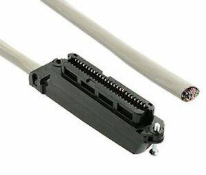Cat3 Rj21 Ampere Amphenol Telco Networking Voce 50 Pin Femmina A Forchetta Cavo