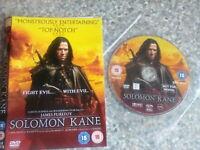 Dvd Solomon kane disc only (300)