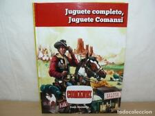 LIBRO JUGUETE COMPLETO, JUGUETE COMANSI EDICIÓN LIMITADA 500 EJEMPLARES BOOK