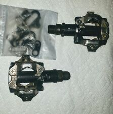 Shimano  SPD Mountain MTB Clipless Pedals w/ Cleats - Free Shipping!