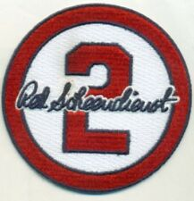 2018 Red Schoendienst Memorial Jersey Patch (Home White) - St. Louis Cardinals