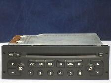 Peugeot 206 307 807 Partner Citroen C2 C3 C8 Berlingo RD3 Vdo Cd Radio Reproductor