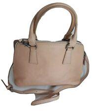 NB Genuine Cowhide Leather Sling Bag