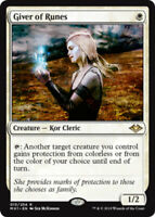 1x Giver of Runes MTG Modern Horizons NM Magic Regular