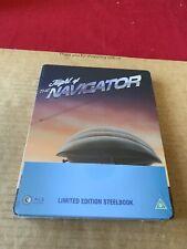 Flight Of the Navigator Blu Ray Steelbook UK Exclusive Ltd Edition NEW & SEALED