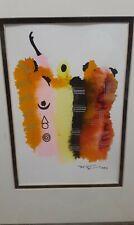 """Frank Frazier Original Artwork """"Aisha"""" (Life)"""