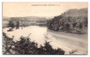 Connecticut River, Hanover, NH Postcard