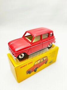 Dinky toys atlas Renault 4L échelle 1/43 avec boîte