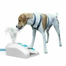 All For Paws 308183 Plastic Water Fountain - White