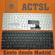 Teclado Español para Sony Vaio VPC-EH1O VPC-EH1L  9Z.N5CSW.A0S Sin Marco