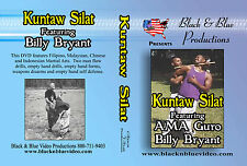 Filipino, Malayasian, Chinese, Indonesian, Kuntaw Silat with Billy Bryant