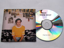 SWIM DEEP - KING CITY (EDIT) MEGA RARE DEBUT PROMO CD