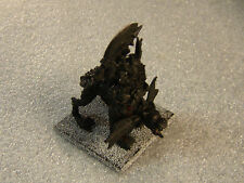 Warhammer Chaos Lord champion Arbaal the undefeated converted on Flesh Hound