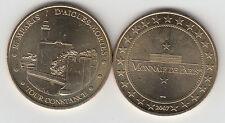 Gertbrolen  Gard AIGUES-MORTES  2007 La Tour Constance Médaille Monnaie de Paris