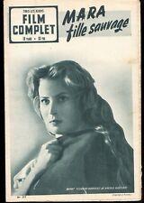 Film Complet #337 Nov 11th 1952 French Movie Magazine Silvana Mangano Cary Grant
