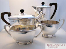 Art Deco Antique Silver Tea/Coffee Pots/Sets