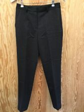 Whistles Black Dotted trousers size 8