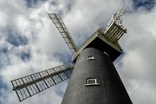 A3 Photo Print: Shirley Windmill in Croydon