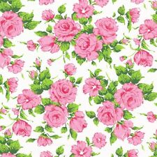 LIBERTY FABRIC - 'SMALL CARLINE' - 100% COTTON - BY THE METRE