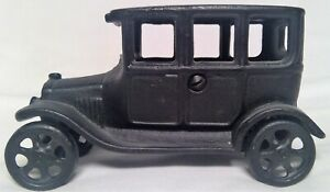 Cast Iron Car