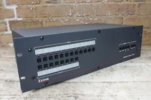 Extron CrossPoint 300 Series Wideband Matrix Switcher