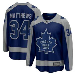 Men's Toronto Maple Leafs Auston Matthews 2020/21 Special Edition Hockey Jersey
