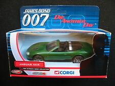 CORGI JAMES BOND 007 JAGUAR XKR TY07601 DIE ANOTHER DAY BOXED