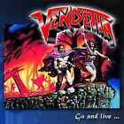 VENDETTA - Go And Live...Stay And Die - CD (Re-Release) - 200983