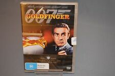 James Bond Goldfinger - Ultimate Edition 2 Disc DVD - Sealed - Sean Connery