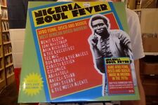 Nigeria Soul Fever West African Disco Mayhem 3xLP sealed vinyl + download