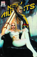 New Mutants 1 DX Marvel 2019 NM Adi Granov Trade Variant Magik White Queen