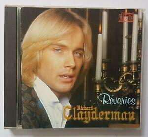 "RICHARD CLAYDERMAN 1979 ╚ RARE CD ""REVERIES"" - VERSIONS ORIGINALES ╚  + BOOKLET"