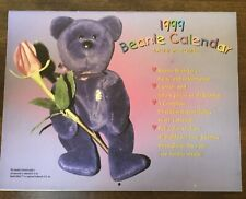 1999 Beanie Calendar & Reference Guide