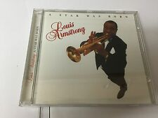 Louis Armstrong  Star Was Born 1999 CD 090204751525