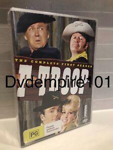 F Troop DVD Series first Season 1 Box Set New & Sealed Australia All Regions