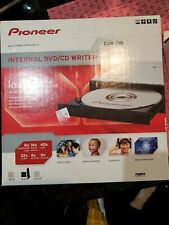 New listing New Pioneer Internal Dvd/Cd Writer Black Dvr-710 16 x 16 Dvd-R/Rw Drive Nib Nos