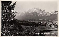 Postkarte - St.Johann in Tirol mit Wildem Kaiser