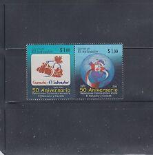 El Salvador 2011 Canada Sc 1713 Mint Never Hinged