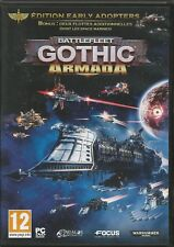 Battlefleet Gothic: Armada Limited Early Adopters Box multil. (PC 2016 DVD-Box)