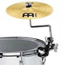 "Meinl Hcs 12 "" Splash Cymbals + Dixon Pa-Hcm-Sp Cymbal Holder"