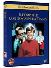 IL COMPUTER CON LE SCARPE DA TENNIS  DVD IN ITALIANO Walt Disney NUOVO K.Russell