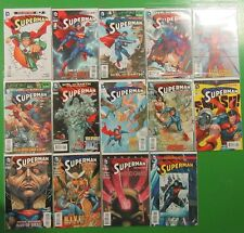 Superman #0 13 14-22 Annual #1 2 Future's End Run Lot of 14 Comics - DC
