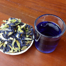 500g Clitoria Ternatea Tea, Blue Butterfly Pea tea, flower tea Herbal Tea