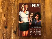 True Blood Volume 1: All Together Now IDW Comics HC Hard Cover Brand New