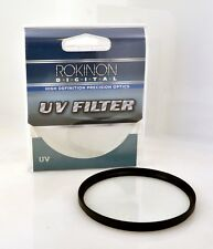 Rokinon 72mm High Definition Uv Protective Filter