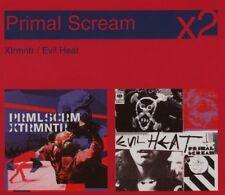 Primal Scream - Xtrmntr / Evil Heat (2 x CD Box Set) NEW & SEALED